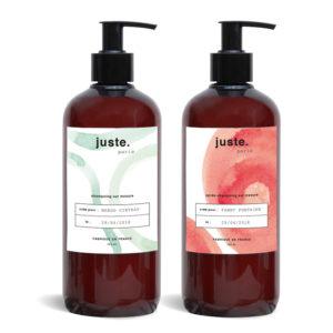 coffret shampoing après shampoing 500ml