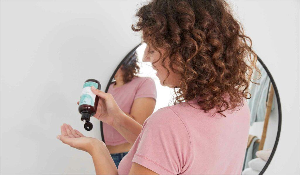 trouver un produit pour ses cheveux