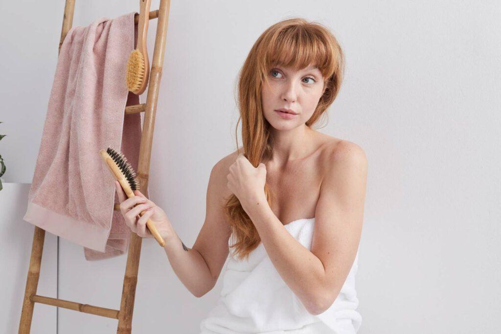 Effets produits toxiques cheveux