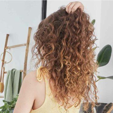 Entretenir cheveux bouclés