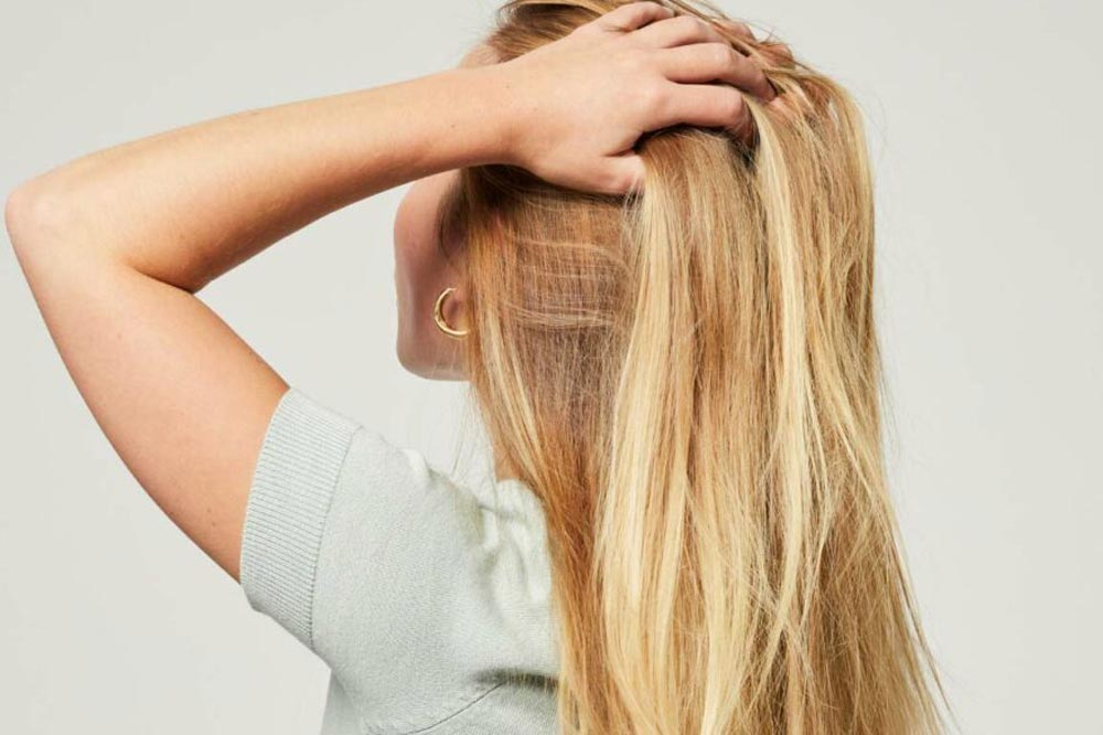 Chute cheveux femme