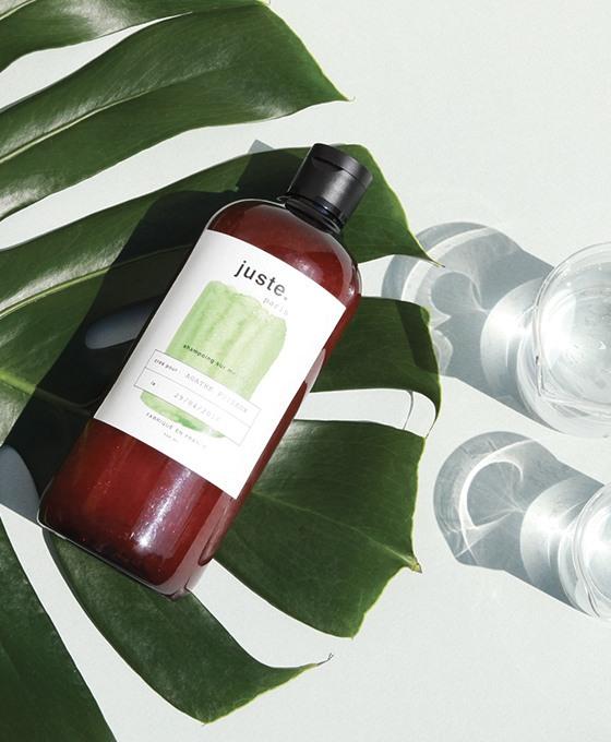 shampoing naturel sans paraben